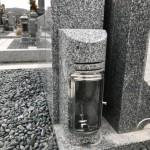 橿原市営香久山墓園でお墓の修繕工事他いたしました。