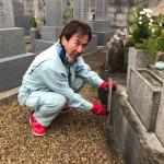 奈良市内で納骨堂の改修工事をいたしました。