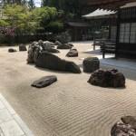高野山大霊園に墓石工事に参りました。