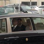 両陛下が橿原にお越しになられました!