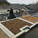 橿原市営香久山墓園から神戸市、大阪市から香久山墓園にお墓の移設工事をしました。