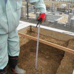 香久山墓園でお墓の新規建立を2件完成いたしました。