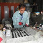 橿原市営香久山墓園でお墓のリフレッシュ工事をいたしました。